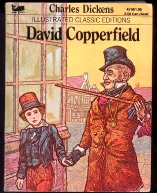 David Copperfield (Illustrated Classic Editions) by Malvina G. Vogel, Charles Dickens