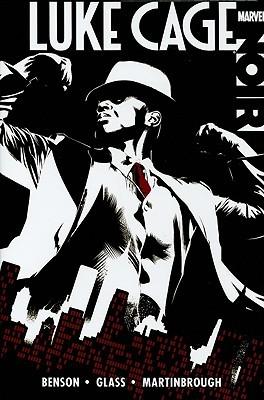Luke Cage Noir by Adam Glass, Shawn Martinbrough, Mike Benson