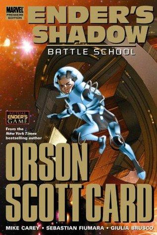 Ender's Shadow: Battle School by Mike Carey, Sebastian Fiumara