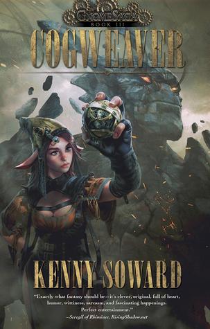 Cogweaver by Kenny Soward