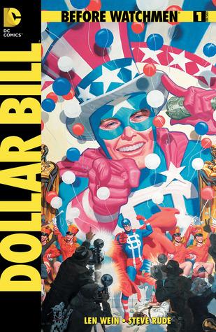 Before Watchmen: Dollar Bill #1 by Steve Rude, Len Wein