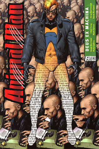 Animal Man, Vol. 3: Deus ex Machina by Mark Farmer, Grant Morrison, Chas Truog, Paris Cullins, Doug Hazlewood, Steve Montano