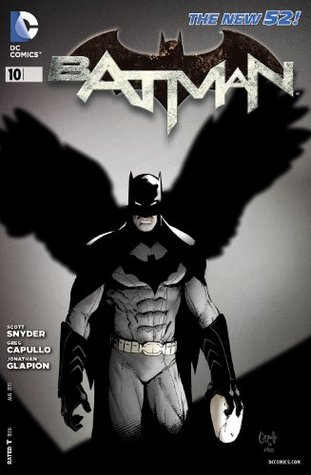 Batman (2011-2016) #10 by Scott Snyder, Rafael Albuquerque, Greg Capullo, James Tynion IV