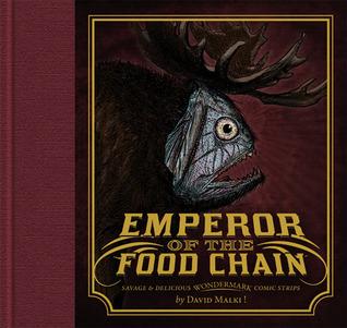 Wondermark, Vol. 4: Emperor of the Food Chain by David Malki