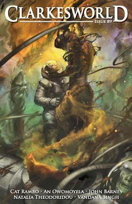 Clarkesworld Issue 89 by An Owomoyela, John Barnes, Cat Rambo