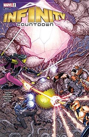 Infinity Countdown #2 by Nick Bradshaw, Mike Deodato, Mike Hawthorne, Aaron Kuder, Gerry Duggan