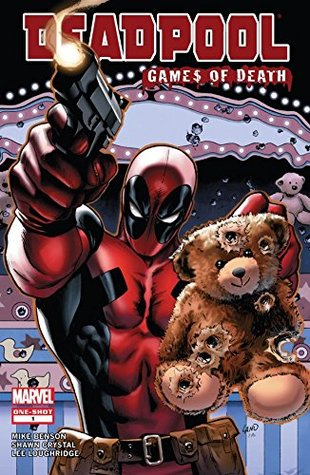 Deadpool: Games of Death #1 by Greg Land, Lee Loughridge, Shawn Crystal, Mike Benson