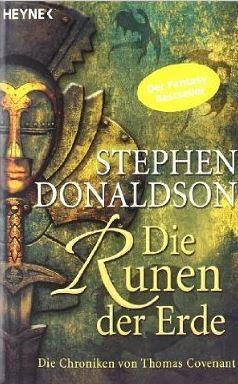 Die Runen der Erde by Stephen R. Donaldson, Wulf H. Bergner