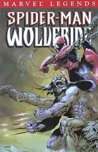 Spider-Man & Wolverine by Brett Matthews, Vatche Mavlian