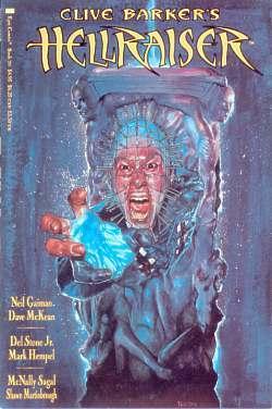 Clive Barker's Hellraiser: Book 20 by McNally Sagal, Del Stone Jr., Mark Hempel, Shawn Martinbrough, Dave McKean, Neil Gaiman, Clive Barker