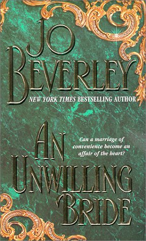 An Unwilling Bride by Jo Beverley