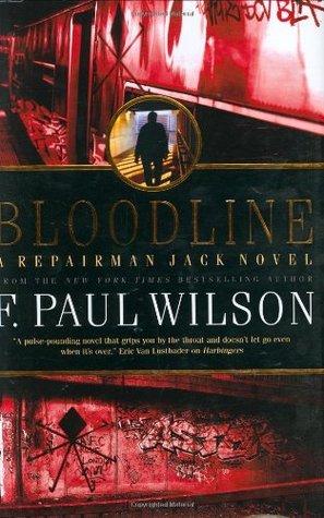Bloodline by F. Paul Wilson