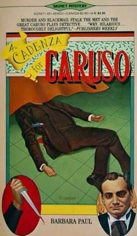 A Cadenza for Caruso by Barbara Paul