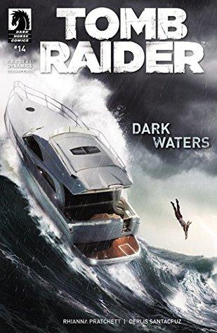 Tomb Raider #14 by Derliz Santacruz, Michael Atiyeh, Brenoch Adams, Derlis Santacruz, Rhianna Pratchett, Andy Owens