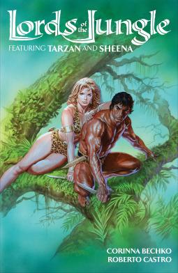 Lords of the Jungle by Felipe Massafera, Roberto Castro, Corinna Sara Bechko