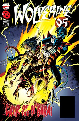 Wolverine Annual '95 by Larry Hama, Christopher Golden