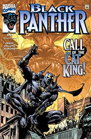 Black Panther #13 by Sal Velluto, Christopher J. Priest