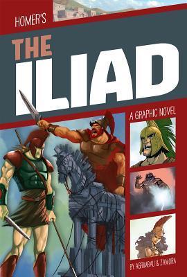 The Iliad by Diego Agrimbau, Marcelo Zamora
