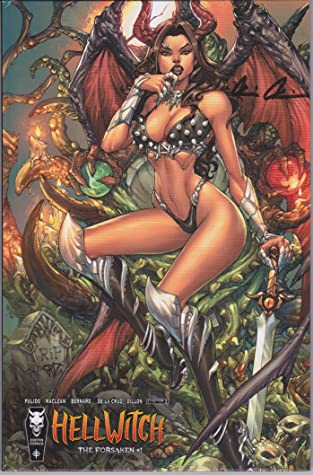 Hellwitch: The Forsaken vol 1 by Mike MacLean, Brian Pulido