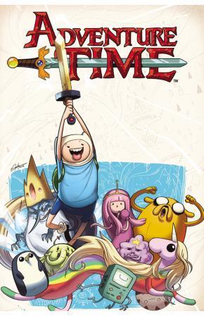 Adventure Time Vol. 3 by Braden Lamb, Ryan North, Shelli Paroline
