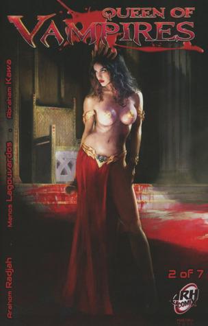 Queen of Vampires #2 of 7 by Abraham Kawa, Manos Lagouvardos, Arahom Radjah