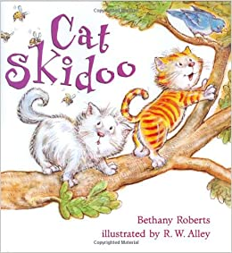 Cat Skidoo by Bethany Roberts
