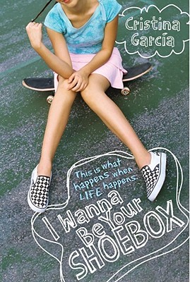 I Wanna Be Your Shoebox by Cristina Garcia