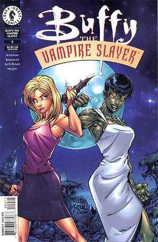 Buffy the Vampire Slayer #9 (Buffy Comics, #9) by Joss Whedon, Andi Watson