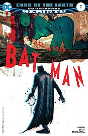 All-Star Batman #7 by Scott Snyder, Francesco Francavilla, Tula Lotay