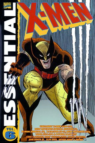 Essential X-Men, Vol. 6 by Barry Windsor-Smith, Walter Simonson, Louise Simonson, Chris Claremont