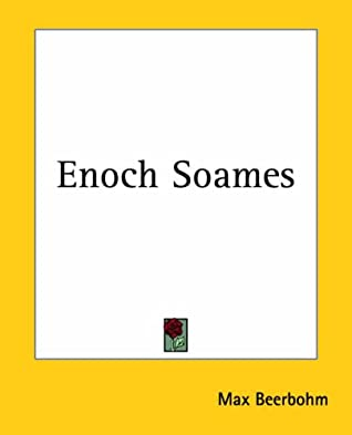 Enoch Soames by Max Beerbohm