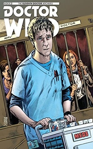Doctor Who: The Eleventh Doctor Archives #11 - Body Snatched #2 by Charlie Kirchoff, Tony Lee, Matthew Dow Smith