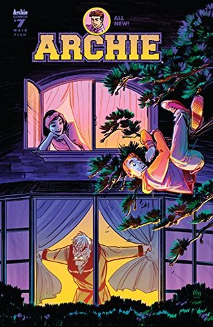 Archie (2015-) #7 by Mark Waid, Veronica Fish
