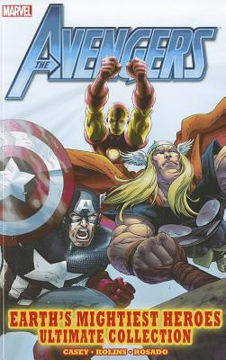 Avengers: Earth's Mightiest Heroes Ultimate Collection by