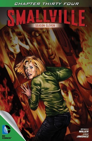 Smallville: Haunted, Part 8 by Carrie Strachan, Cat Staggs, Bryan Q. Miller, Jorge Jimenez