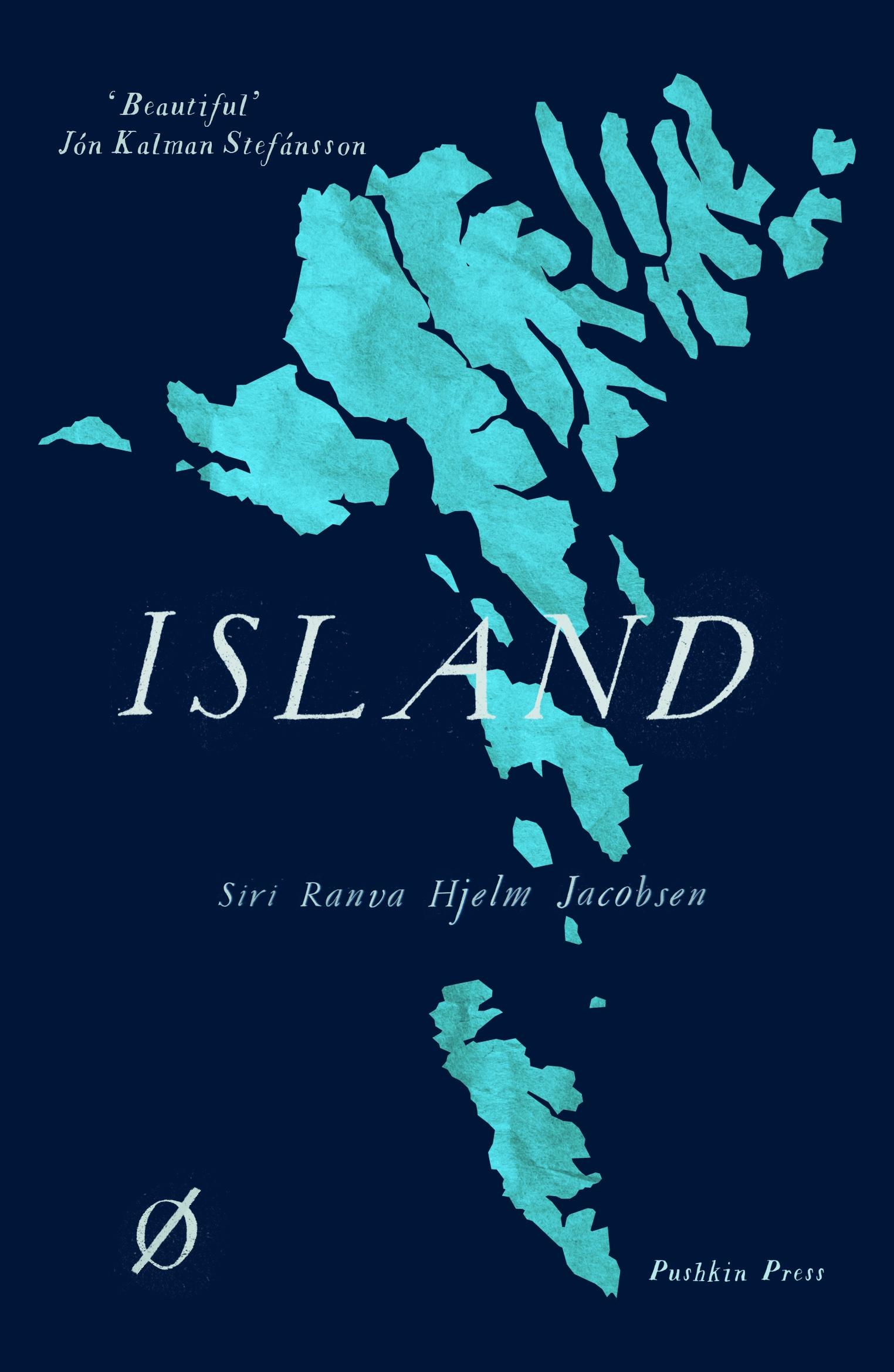 Island by Siri Ranva Hjelm Jacobsen, Caroline Waight