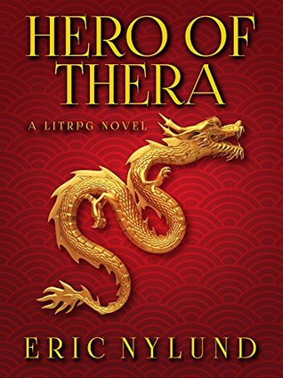 Hero of Thera by Eric S. Nylund
