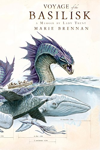 The Voyage of the Basilisk by Marie Brennan