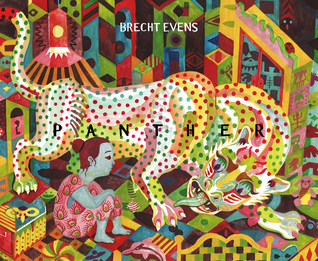 Panther by Brecht Evens