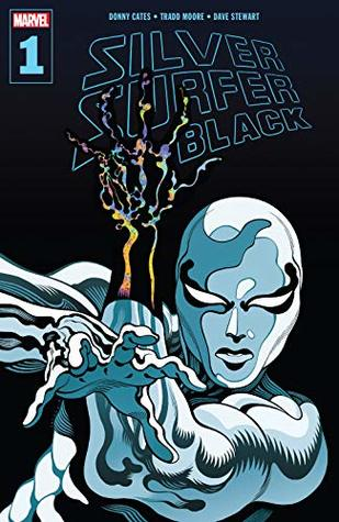 Silver Surfer: Black (2019-) #1 (of 5): Director's Cut by Donny Cates, Tradd Moore