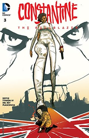 Constantine: The Hellblazer #3 by Ming Doyle, Vanesa Del Rey, James Tynion IV
