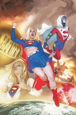 Supergirl: Death and the Family by Fernando Dagnino, Helen Slater, Jamal Igle, Sterling Gates, Cliff Chiang, Jake Black