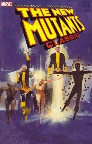 New Mutants Classic, Vol. 3 by Bill Sienkiewicz, Bob McLeod, Chris Claremont