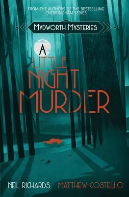 A Little Night Murder by Matthew Costello, Neil Richards