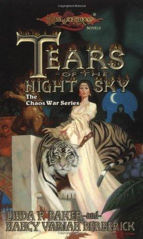 Tears of the Night Sky by Linda P. Baker, Nancy Varian Berberick