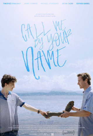 Call Me By Your Name - Screenplay by André Aciman, James Ivory