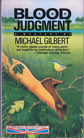 Blood and Judgment by Michael Gilbert