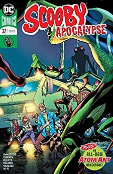Scooby Apocalypse (2016-) #32 by Keith Giffen, J.M. DeMatteis, Heath Corson