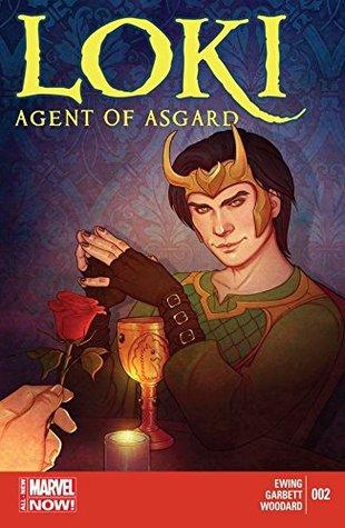 Loki: Agent of Asgard #2 by Jenny Frison, Al Ewing, Lee Garbett