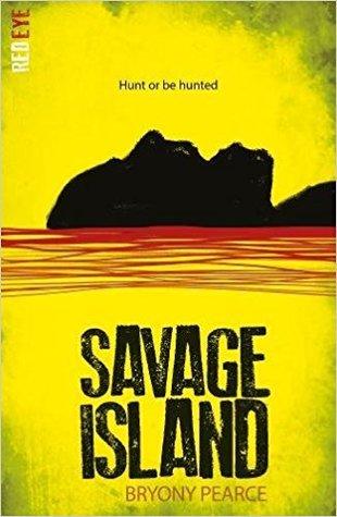 Savage Island (Red Eye) by Bryony Pearce